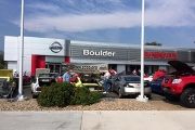 2015 Boulder Nissan Show and Shine