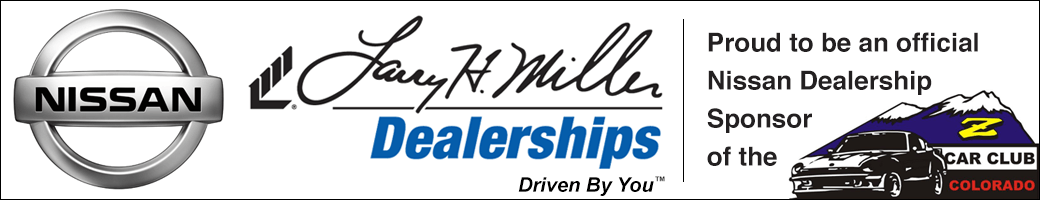 Official Club Sponsor Larry Miller Nissan